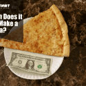 How Much Does it Cost to Make a Pizza