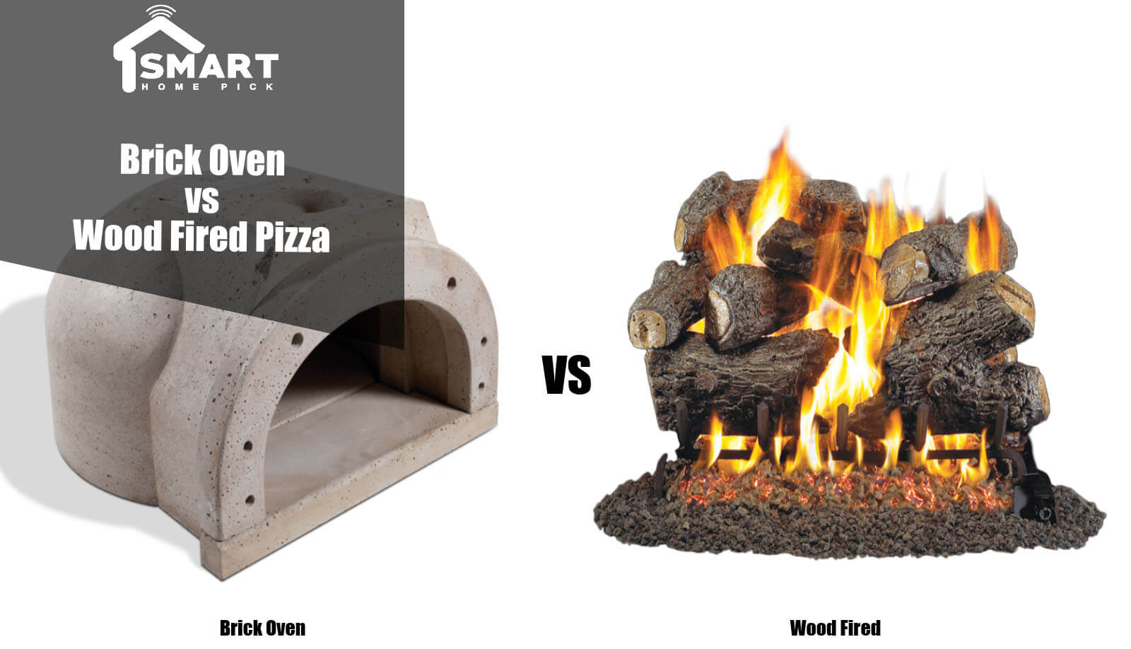 Brick Oven vs Wood Fired Pizza