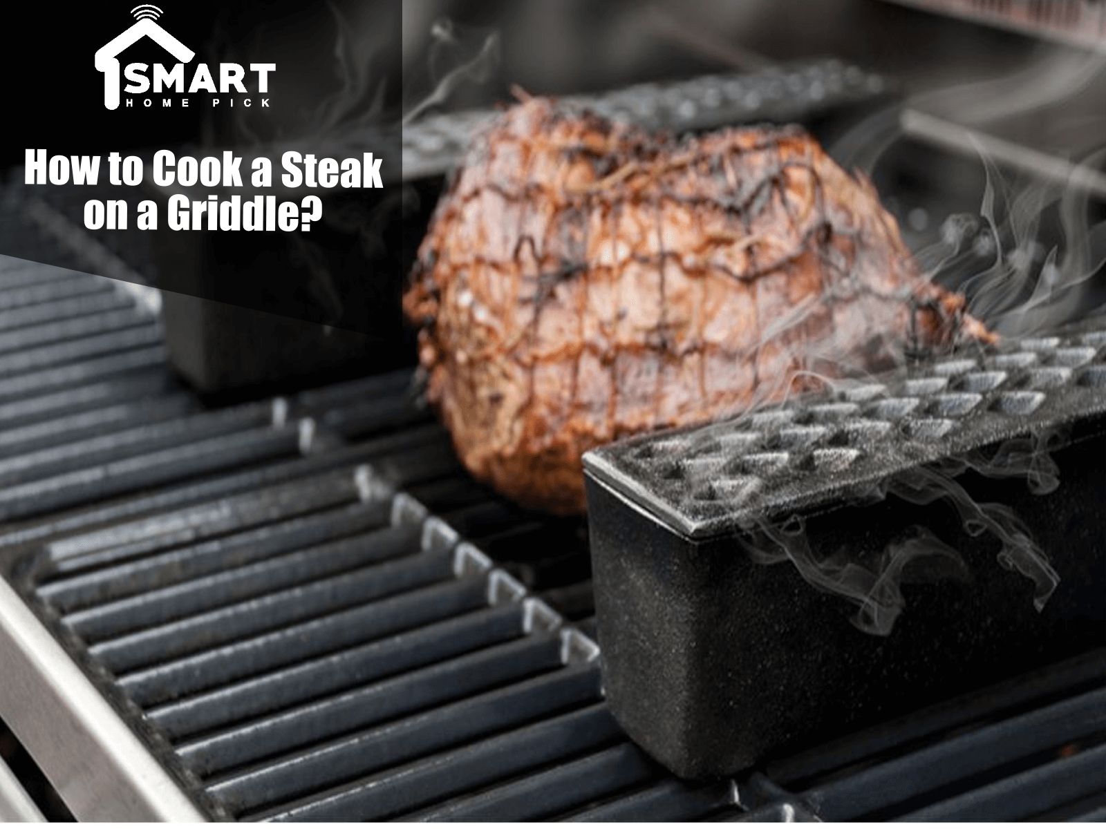 How to Cook a Steak on a Griddle