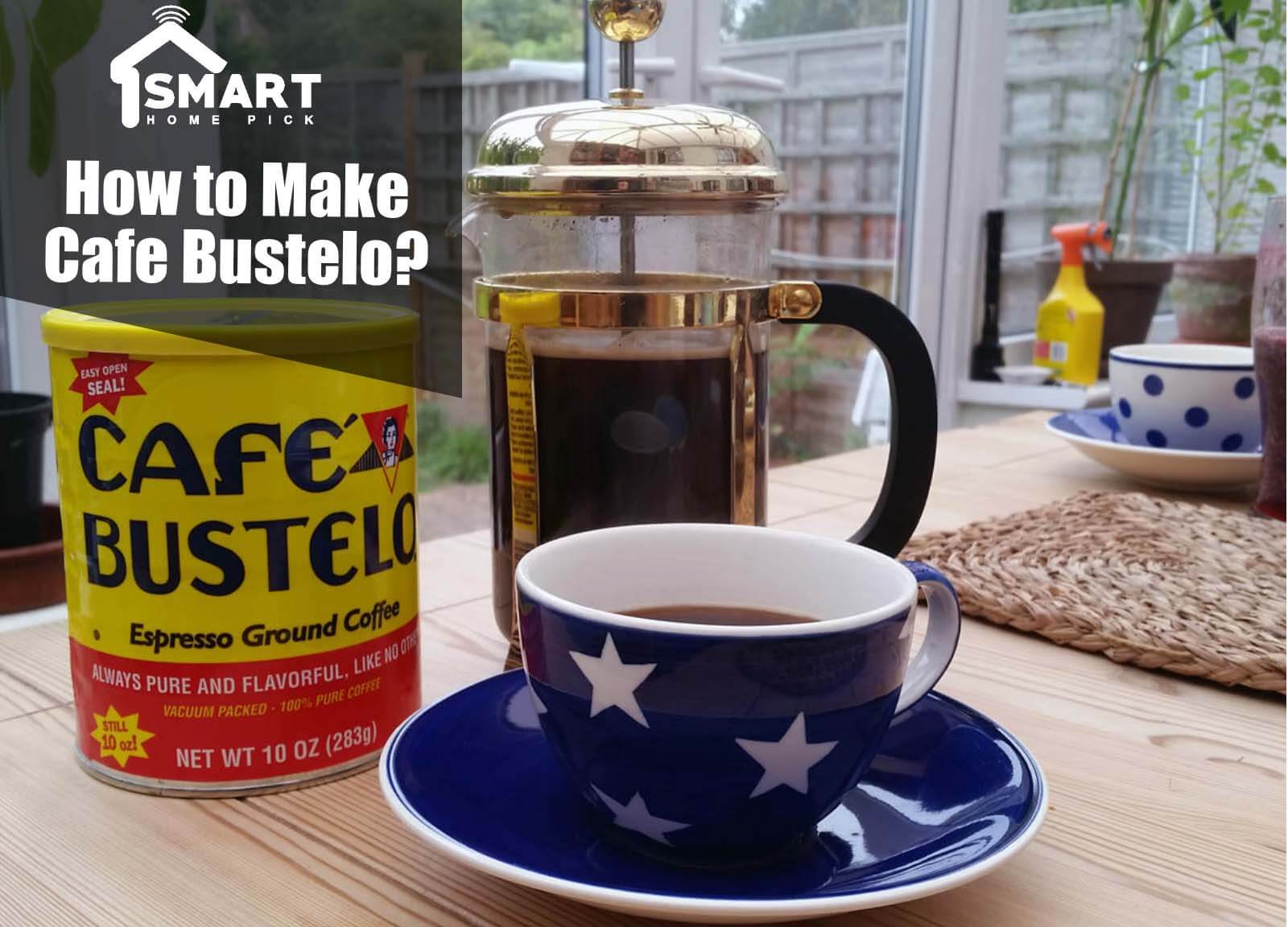 How to Make Cafe Bustelo