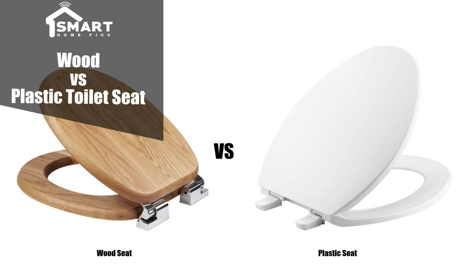 Wood Vs Plastic Toilet Seat What Material Makes The Seat Best