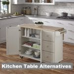 Kitchen Table Alternatives