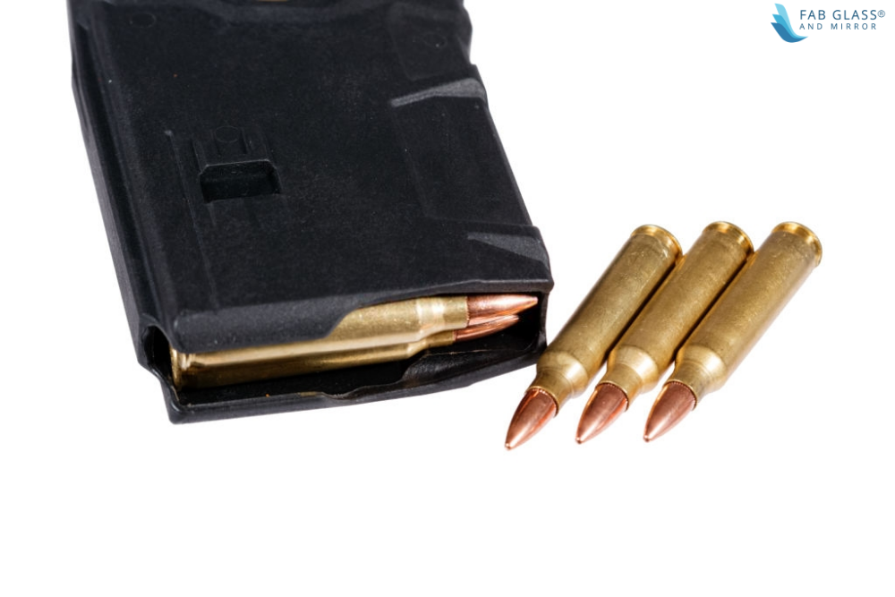 Level Four to Level Eight – Automatic Weapons