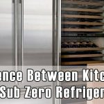 Difference Between Kitchenaid and Sub Zero Refrigerator